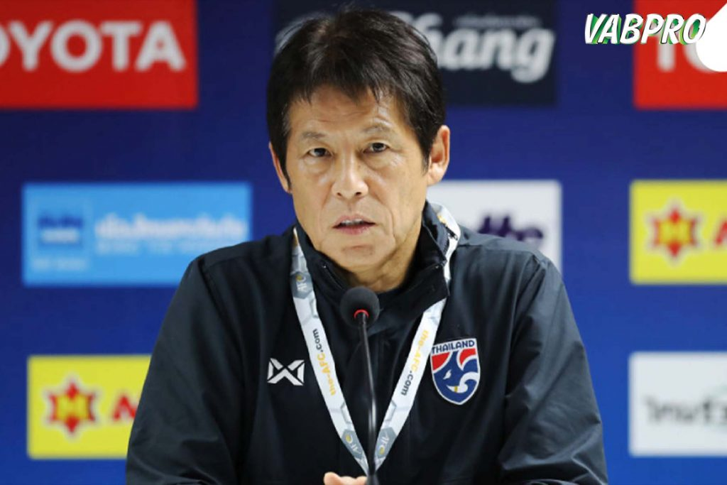 อากิระ นิชิโนะ โค้ชทีมชาติไทย - vabpro.org