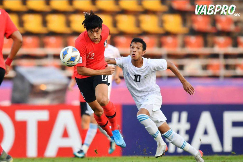 เกาหลีใต้ ไร้พ่าย ผงาดคว้าแชมป์ ศึก U23 ชิงแชมป์เอเชีย 2020 - Vabpro.org